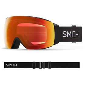 Smith I/O MAG Goggles, zwart/rood
